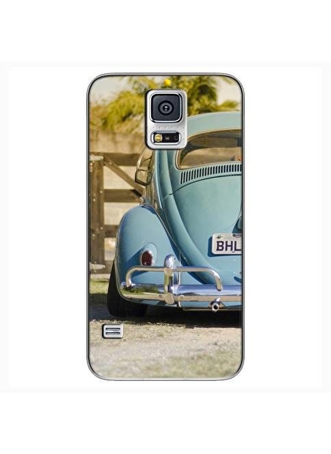People's Cover Samsung S5 Aksesuar Renkli